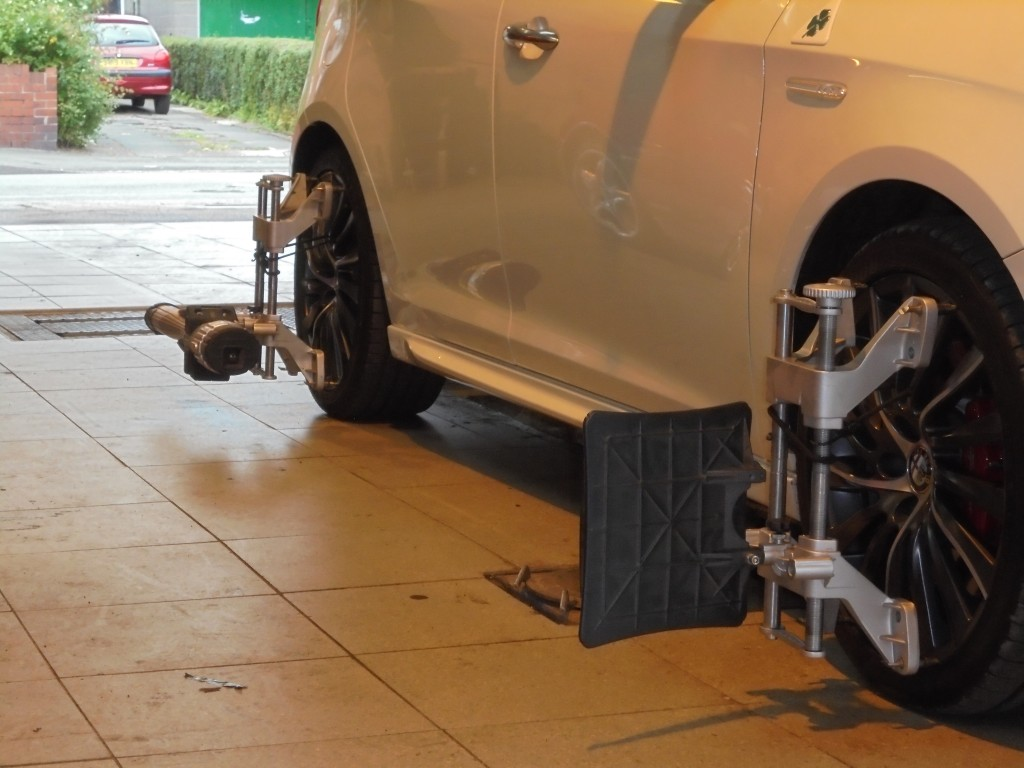 Hoffman 4 Wheel Alignment