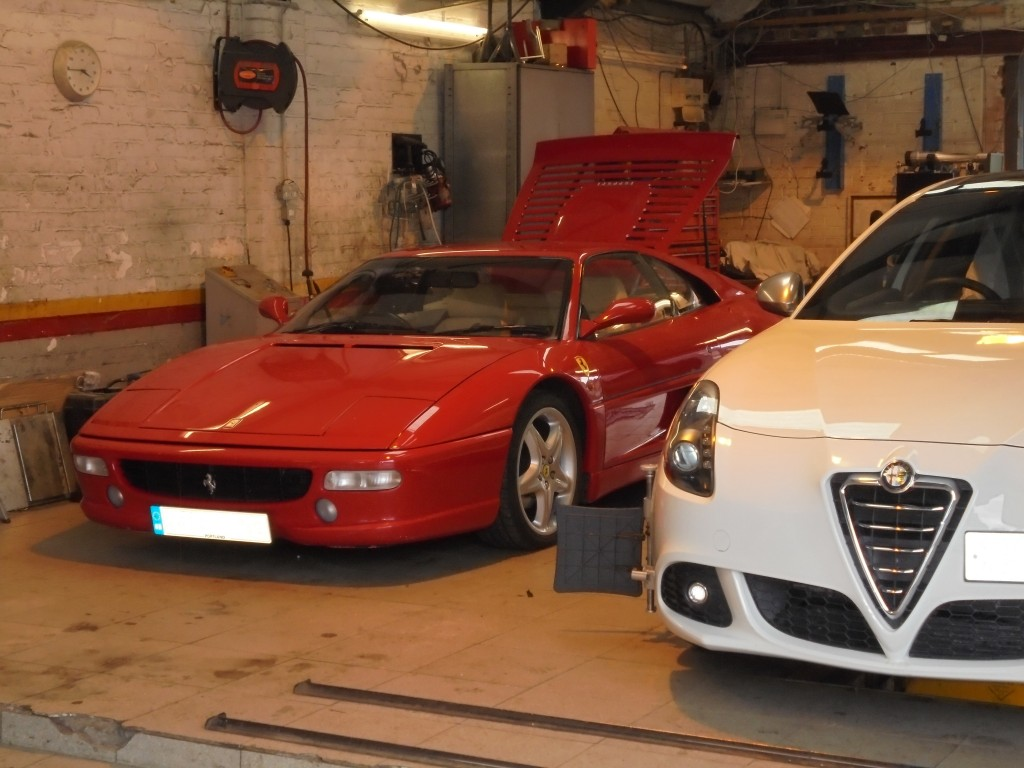 Ferrari & Giulietta