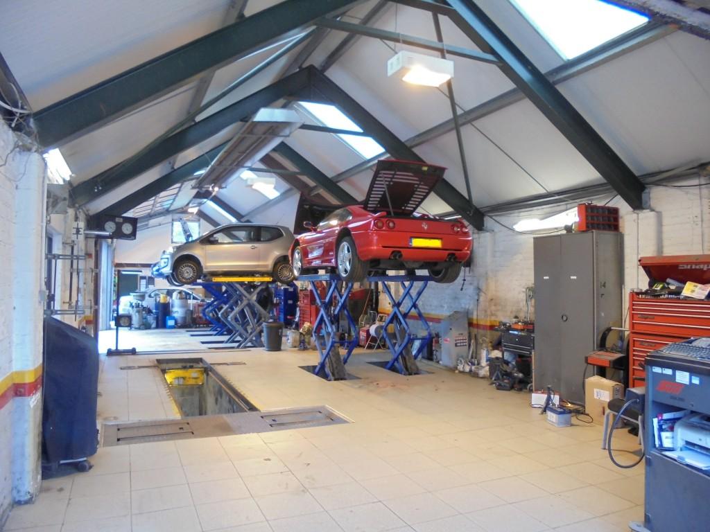 Mot Testing Hrg Heath Road Garage